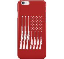 American Guns iPhone Case/Skin