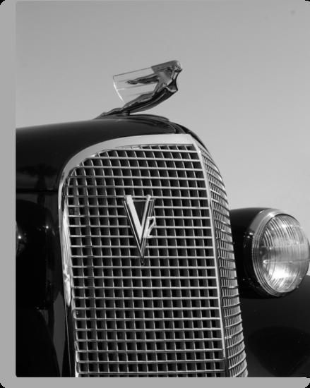 1937 Cadilac V12 by Timothy Meissen
