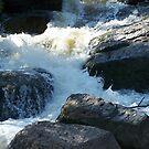 The Rocky Creek Glacier - Narrabri by Matthew Walmsley-Sims