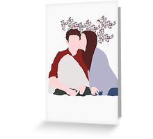 FitzSimmons You're the hero - Background Greeting Card