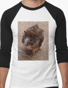 Guinea Pig Men's Baseball ¾ T-Shirt