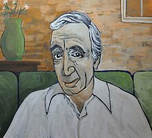 Charles Aznavour by rebfrost