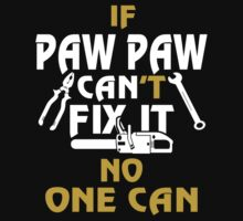 PAW PAW CAN FIX IT! by sophiafashion