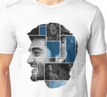 Tyler Hoechlin Face Squares Unisex T-Shirt
