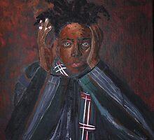 Jean-Michel Basquiat by rebfrost