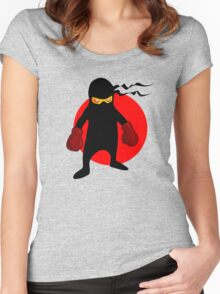 Ninja by Chillee Wilson Women's Fitted Scoop T-Shirt