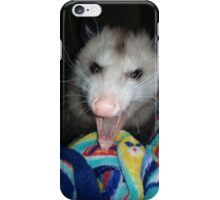 mad possum iPhone Case/Skin