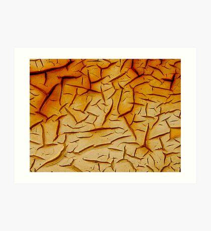 What a Maze Art Print