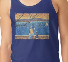 When the Boats Sail Tank Top