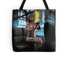 Cyberpunk Painting 056 Tote Bag