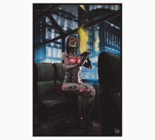 Cyberpunk Painting 056 T-Shirt