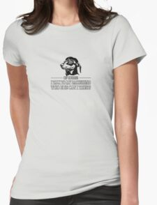 Of course I talk to my Dachshund T-Shirt