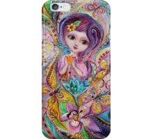 The Fairies of Zodiac series - Pisces iPhone Case/Skin
