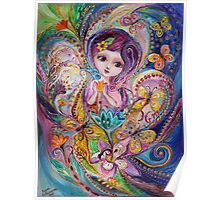 The Fairies of Zodiac series - Pisces Poster