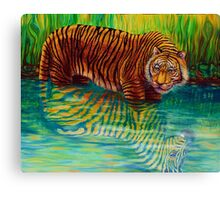 ''DUAL NATURE'' Canvas Print