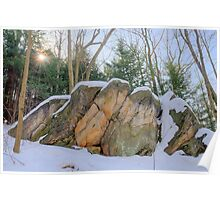 Cuyahoga Valley National Park / Layers Poster