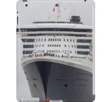 RMS Queen Mary 2 iPad Case/Skin
