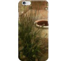 Patio living iPhone Case/Skin