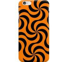 Swirly Pattern by Chillee Wilson iPhone Case/Skin