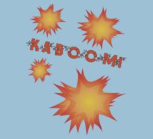 KABOOM by Chillee Wilson Kids Clothes