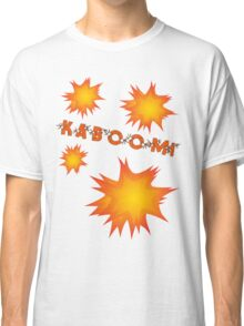 KABOOM by Chillee Wilson Classic T-Shirt