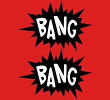 Cartoon Bang Bang by Chillee Wilson T-Shirt