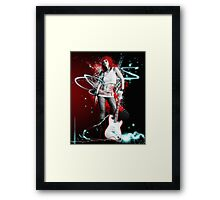 SO WHAT? I AM A ROCK STAR Framed Print