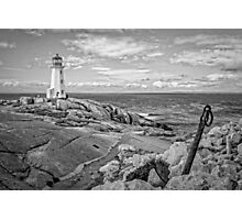Peggy's Cove Light II Photographic Print
