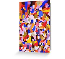 The Art of Misplacing Things Greeting Card