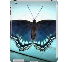 Red-spotted Purple Butterfly iPad Case/Skin