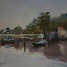 Still Water x 2 by Pauline Winwood