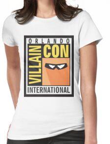 Orlando Villain Con - Minions Womens Fitted T-Shirt