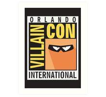 Orlando Villain Con - Minions Art Print