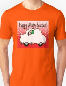 Happy Winter Solstice! Unisex T-Shirt