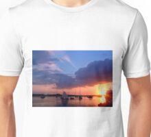 watch hill sunset Unisex T-Shirt