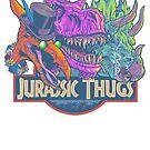 Jurassic Thugs by cs3ink