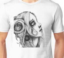 Horned Beauty Unisex T-Shirt