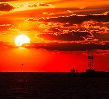 18 November Sunset by JoeGeraci