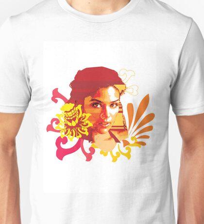 chinese woman Unisex T-Shirt