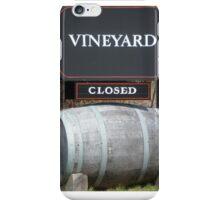 stonington vineyard iPhone Case/Skin