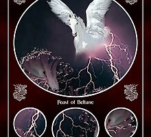 Celtic Feast of Beltane by Vy Solomatenko