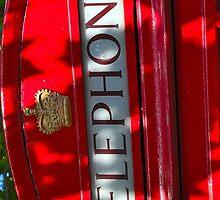 London telephone box by crashbangwallop