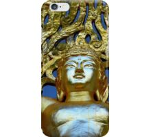 Peace Pagoda, Willen iPhone Case/Skin