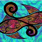 One Fish, Two Fish - Card by MelDavies