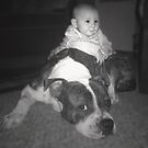 VICIOUS PITBULL ATTACKS INFANT! by John Davis