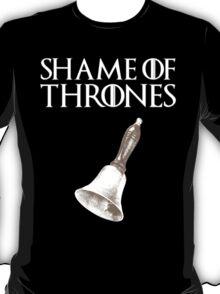 Shame of Thrones T-Shirt