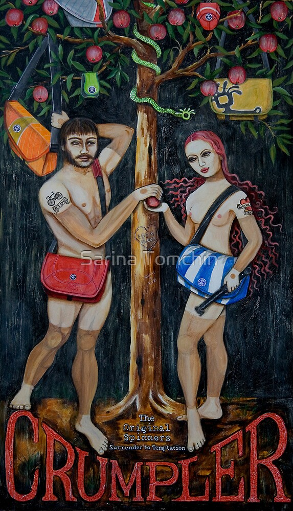 Adam & Eve by Sarina Tomchin