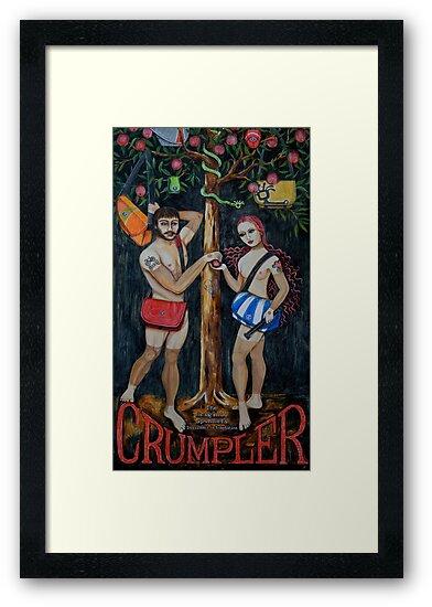 Adam & Eve by Sarina Tomchin