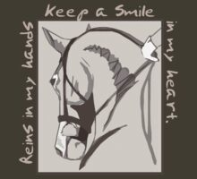 Horse Smile In My Heart by PaintingPony