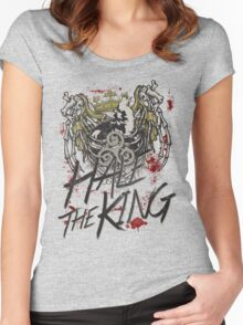 Hale the King Women's Fitted Scoop T-Shirt